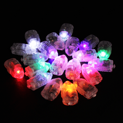 Globos Luminosos Decorativos RGB