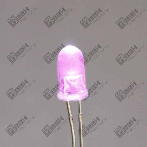 led rosa ultra brillante