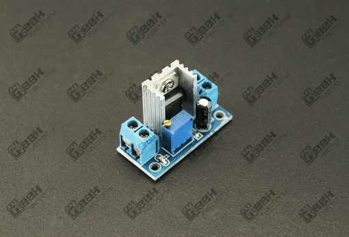 Regulador de Voltaje LM317