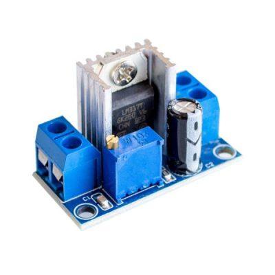 Módulo LM317 regulador de voltaje