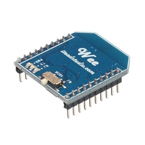Wee serial WiFi ESP8266