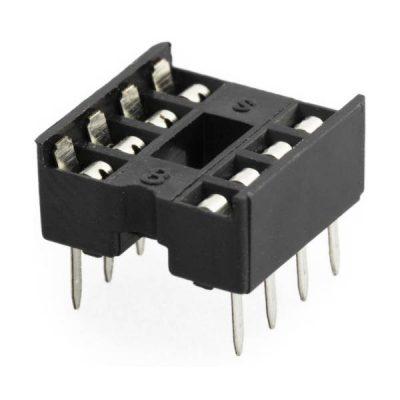 Base para circuito integrado 8 pines