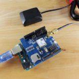 Shield o Módulo GPS con Arduino Introducción