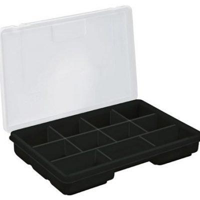 organizador de plástico 9 pulgadas