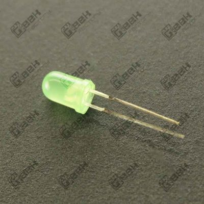 LED Verde Difuso