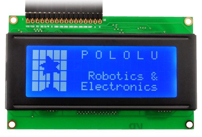 LCD 16X2 con Arduino - Caracteres personalizados