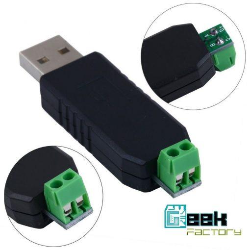 Convertidor USB a RS485