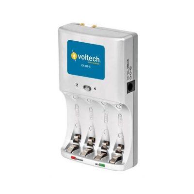 Cargador de baterias NiMH volteck