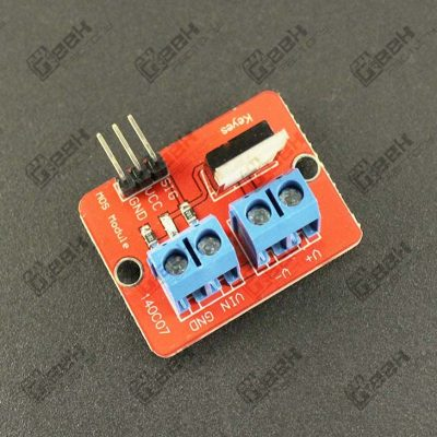 Driver MOSFET IRF520N