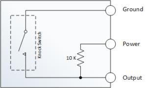 sensor impacto Sensor de impacto shock