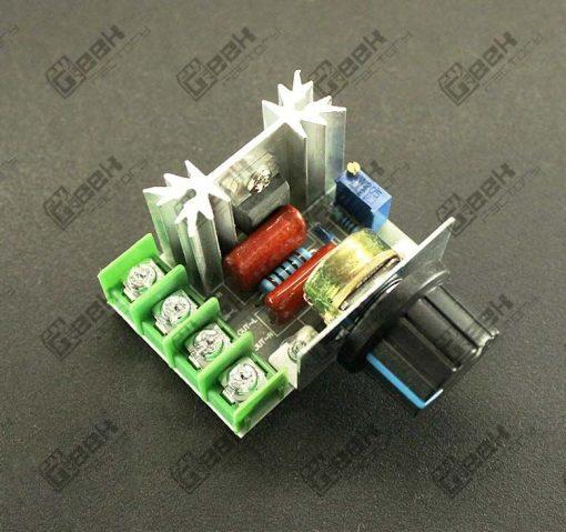 Dimmer Controlador TRIAC 2000 W