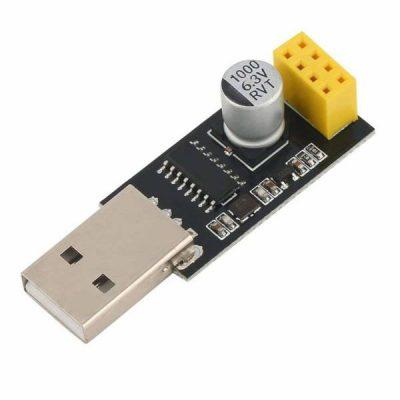 Adaptador USB para WiFi ESP-01 ESP8266