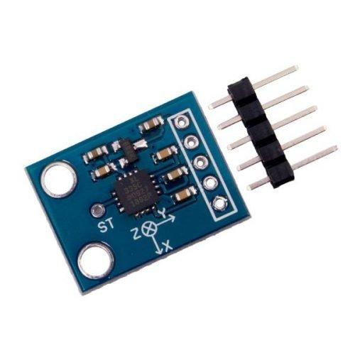 ADXL345 Acelerometro analogico 3 ejes