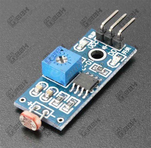 Módulo Sensor Fotoresistencia LDR