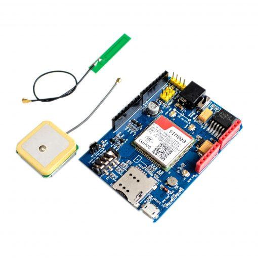 shield sim808 gsm gprs gps para arduino