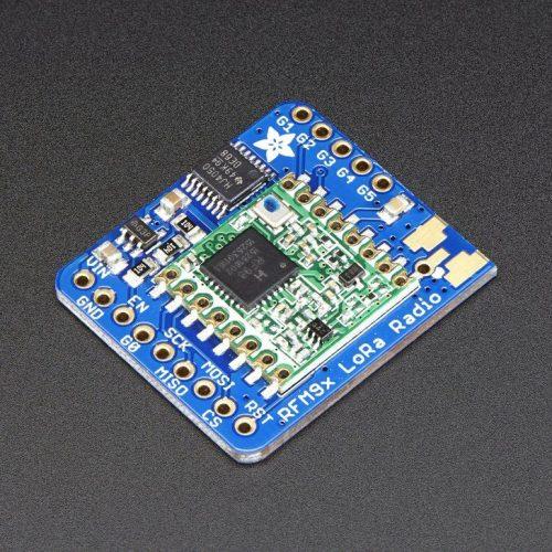 RFM95W LoRa radio 915 MHz módulo transceptor Adafruit