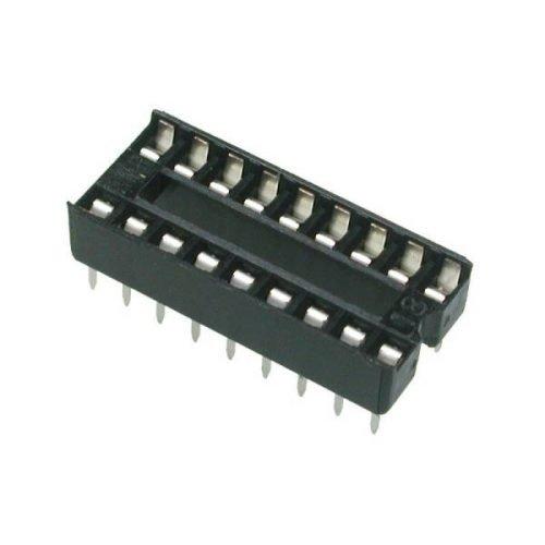 Base para circuito integrado 18 pines