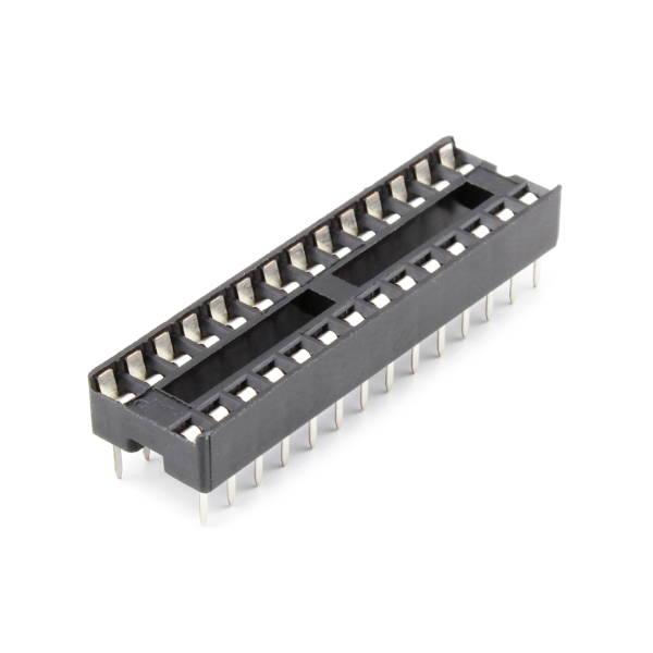 Circuito Integrado : Base para circuito integrado pines geek factory
