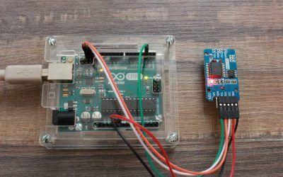 DS3231 el reloj en tiempo real de gran precisión para Arduino