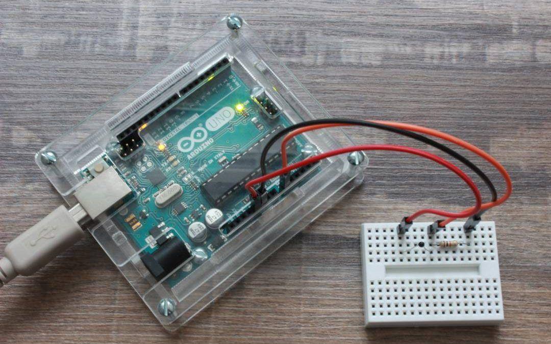 Termistor NTC con Arduino como sensor de temperatura