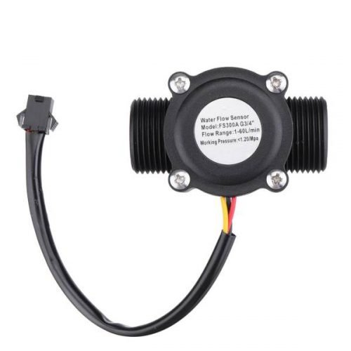 FS300A caudalímetro sensor de flujo 3/4 de pulgada