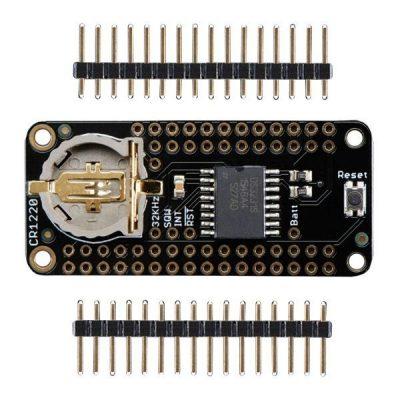 Adafruit DS3231 Precision RTC FeatherWing