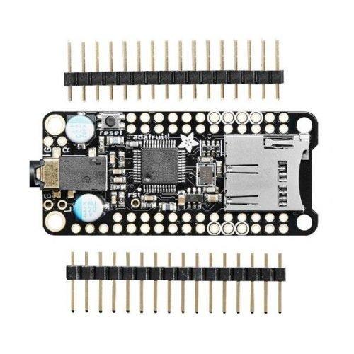 Adafruit Music Maker MP3 OGG WAV MIDI FeatherWing