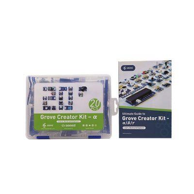 Grove Creator Kit 20 piezas: Kit de modulos para Arduino