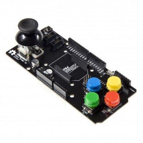 Shield joystick expandible DFRobot