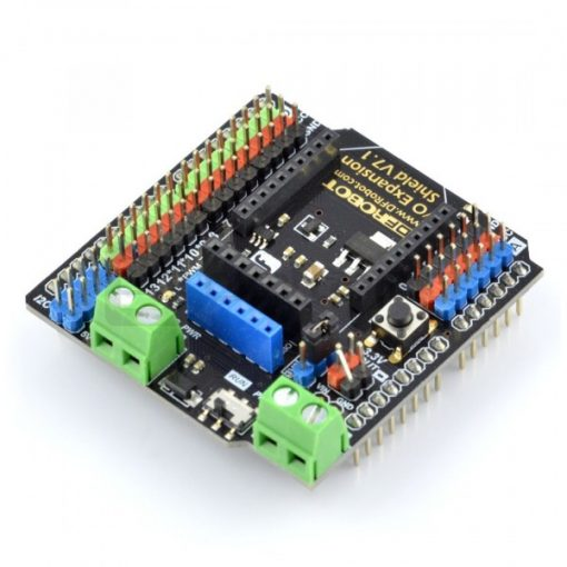 dfrobot-gravity-io-expansion-shield-dla-arduino-v71