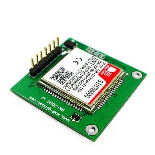 SIM7000G Módulo LTE-M NB-IoT con GPS para Arduino