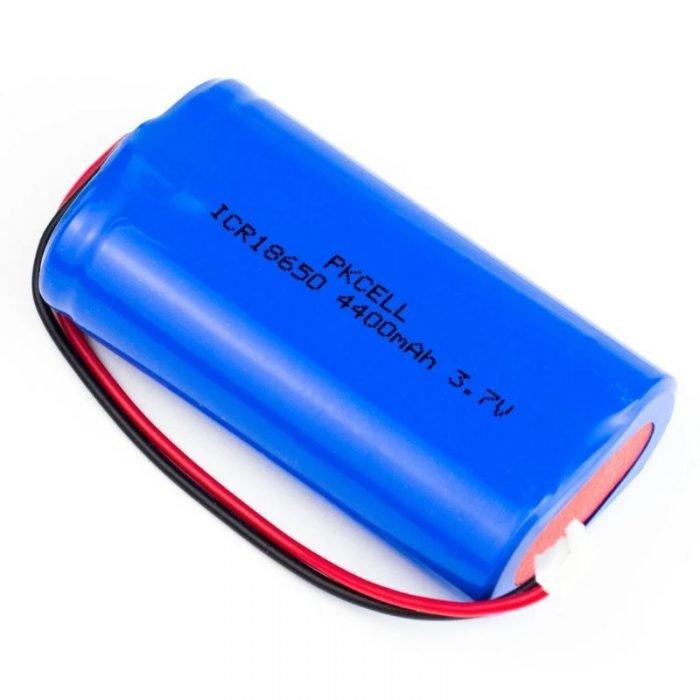 Batería de ion de litio 4400 mAh 3.7V