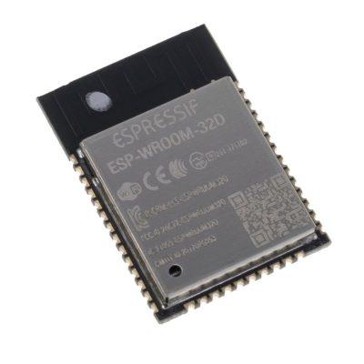 ESP32-WROOM-32D Módulo WiFi y Bluetooth BLE con antena en PCB