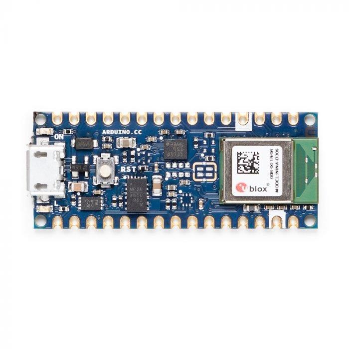 Arduino Nano 33 BLE - frente