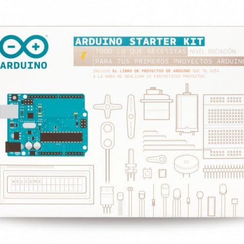 Arduino Starter Kit original en español K030007