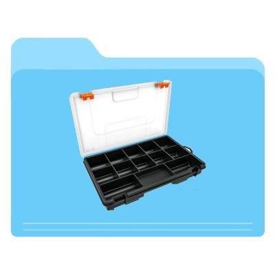 Organizadores y cajas de herramientas