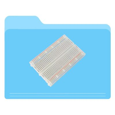 Protoboards, placas fenólicas y tarjetas perforadas