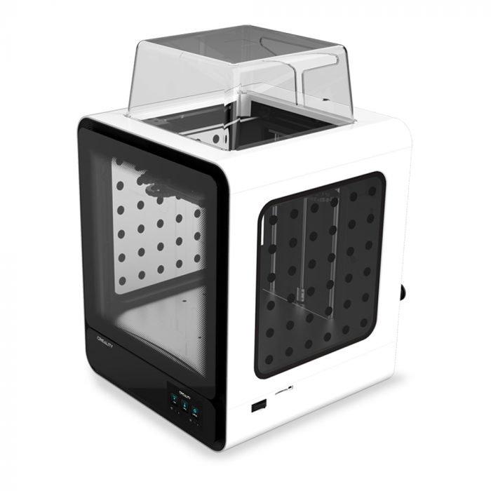 Creality CR-200B impresora 3D cerrada