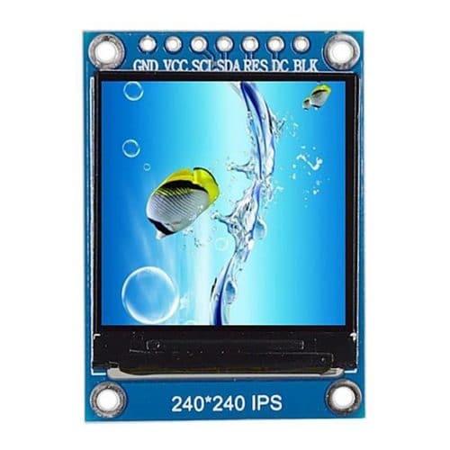 Display LCD de 1.3 pulgadas SPI ST7789