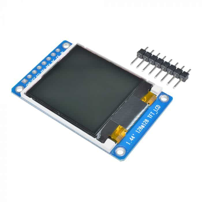 Display LCD de 1.44 pulgadas SPI ST7735