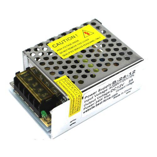 Fuente de poder 12 volts conmutada