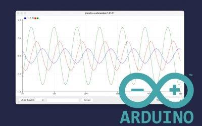 Graficar valor de un sensor con Arduino y serial plotter