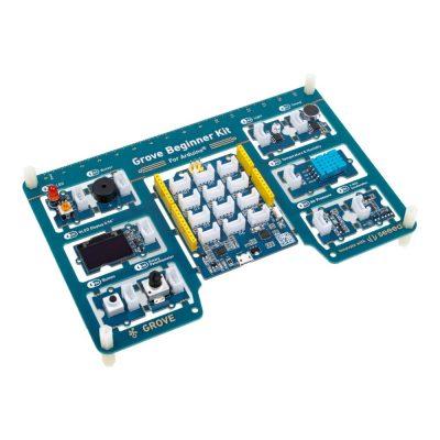 Grove beginner kit - Entrenadora para Arduino
