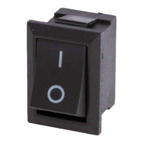 Interruptor de balancín KCD1 KCD11 SPDT 2 pines