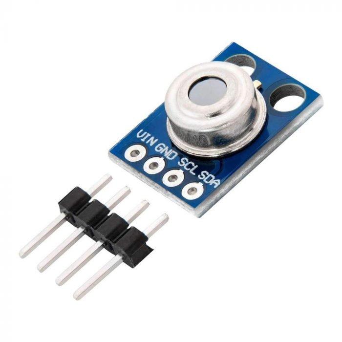 MLX90614 Módulo GY-906 con sensor de temperatura infrarrojo sin contacto