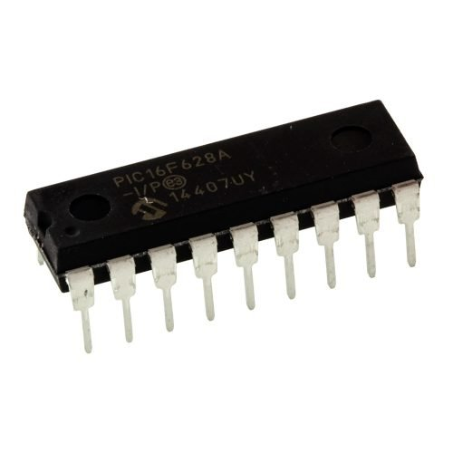 PIC16F628A Microcontrolador PIC 8 bits Microchip