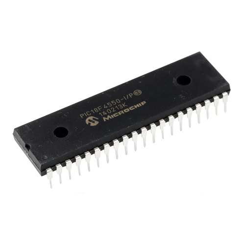 PIC18F4550 Microcontrolador 8 bits