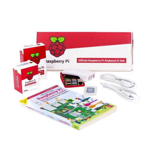 Raspberry Pi Desktop Kit 4 GB: contenido principal