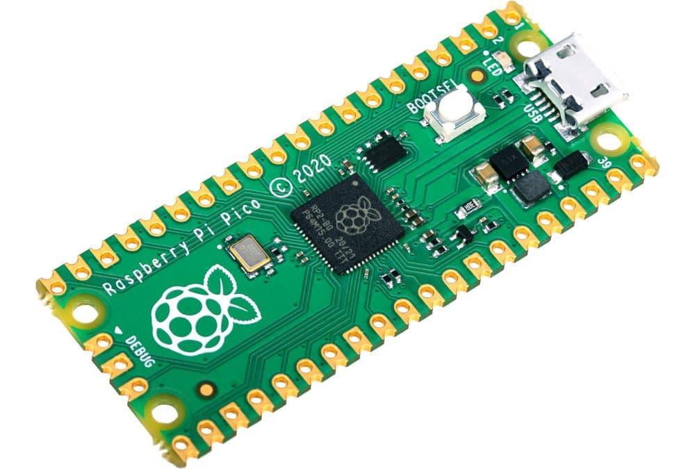 Conoce el Raspberry Pi Pico – El nuevo integrante de la familia RBP