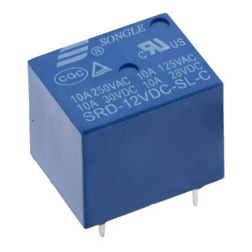 Relevador 12 volts SDR-12VDC-SL-C